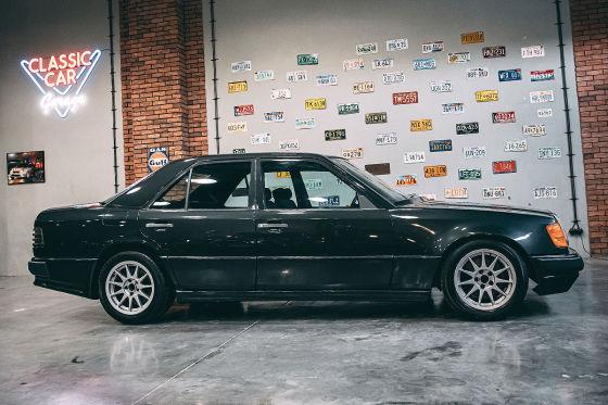Mercedes W 124 mit BMW-Motor: Hartge F1
