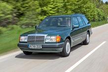Mercedes S 124 ein M�ngelriese?