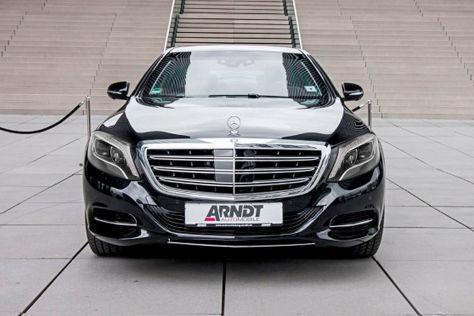 Mercedes S 600 L Guard VR10 zu verkaufen