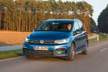 VW Touran 2.0 TDI: 150.000-Kilometer-Dauertest