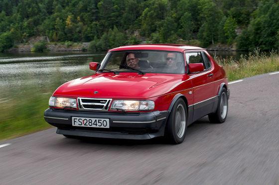 Ein Sportcoupé von Saab – das es nie gab