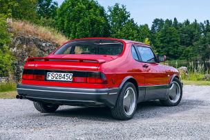 Saab CX: Coup� als Einzelst�ck