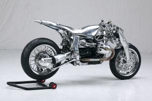 BMW R 1100 als Terminator-Bike