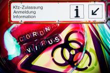 Corona: Auto zulassen, Zulassungsstellen, Online-Zulassung