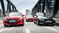 Mazda2, Peugeot 208, Renault Clio: Test