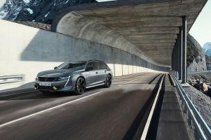 Peugeot 508 wird zum Hybridsportler