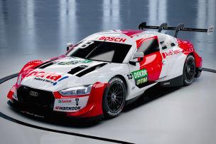 Rast zeigt seinen neuen Audi