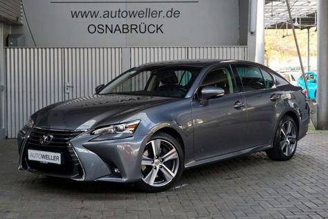 Lexus GS 450h (2016): Verbrauch, gebraucht, kaufen, test