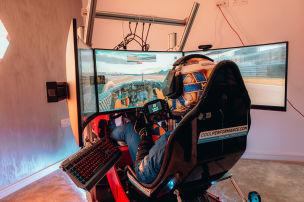 F1-Stars ohne Chance gegen Profi-Gamer