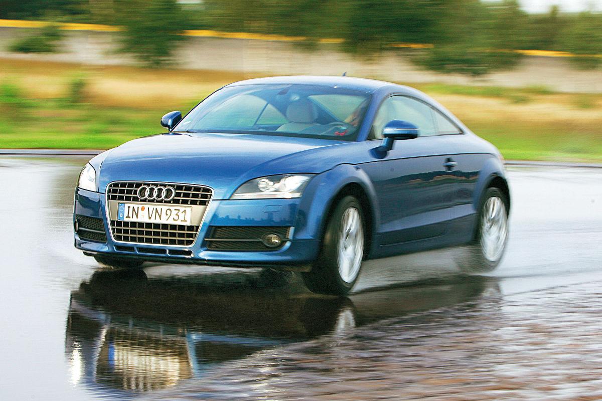 Audi TT Coupe 2.0 FSI