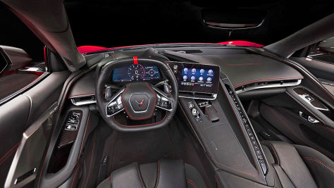 Chevrolet Corvette C8 (2020)