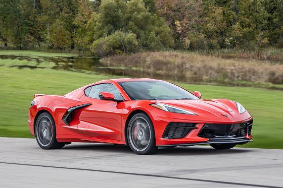 Die neue Corvette erzieht den Fahrer!
