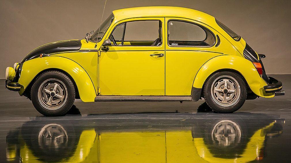 vw käfer  autobildde