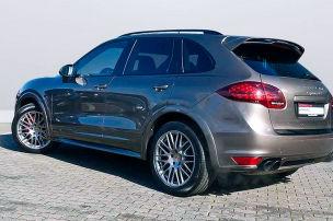 Das kann das Porsche-Power-SUV