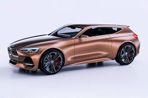 Dieser BMW kommt nicht aus M�nchen!