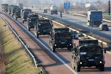 Warum so viel Militär unterwegs ist