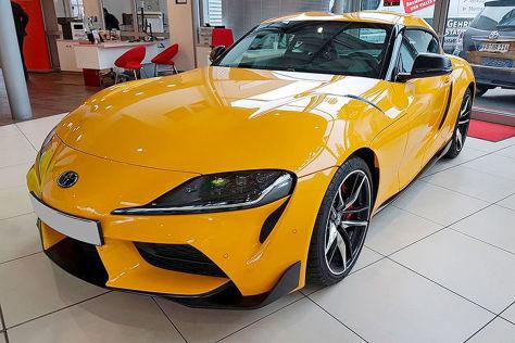 Toyota Supra 3.0: Gebrauchtwagen, Preis