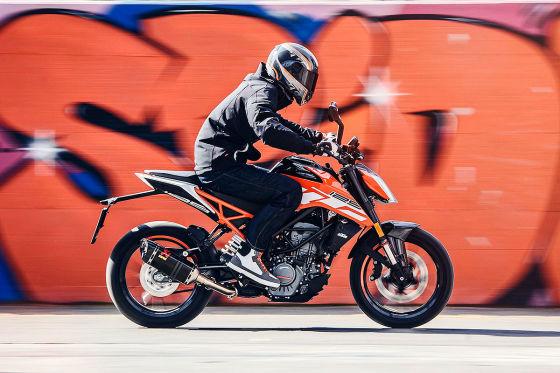 KTM 125 Duke: Kurzvorstellung