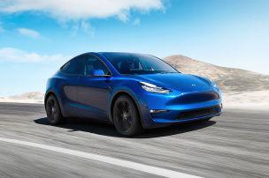 Model Y ist erster Tesla mit W�rmepumpe