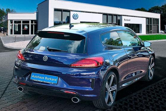 360 PS-Scirocco für unter 25.000 Euro
