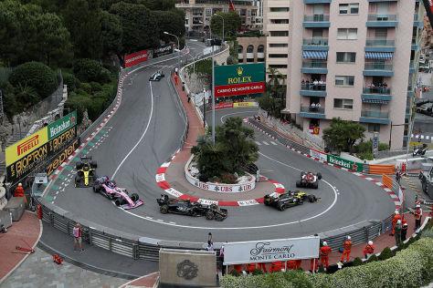 Formel 1: Werksferien vorgezogen