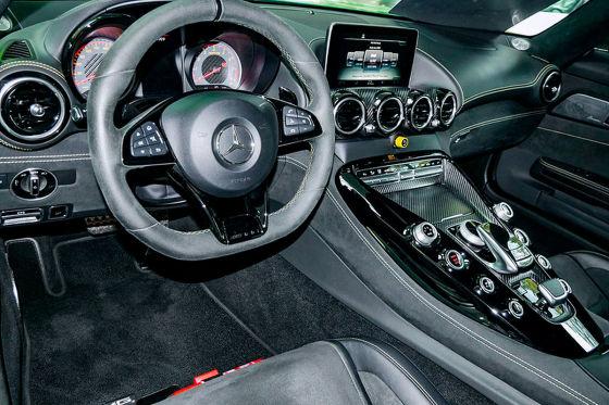 Mercedes-AMG GT R mit fast 100.000 km zu verkaufen