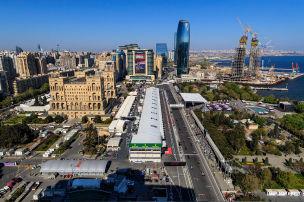 Saisonstart in Baku, neue Regeln ab 2022