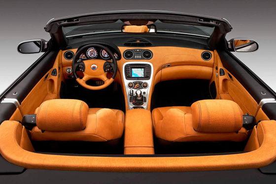 Dieser Roadster war mal ein Mercedes SL