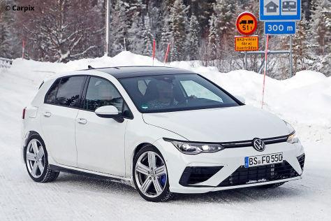 VW Golf R (2020): Fünfzylinder war im Gespräch