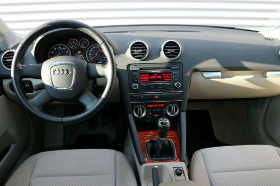 Bezahlbarer Audi A3 mit ordentlich Power
