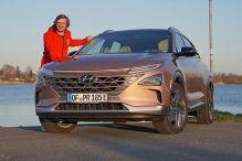 Hyundai Nexo Alltagstest (2020): Wasserstoff, Fahren, Tanken