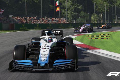 F1 bringt Esports-Rennen: So vertreiben Sie die Corona-Rennpause - autobild.de