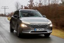 Hyundai Nexo im Langstrecken-Test (2020): Tankstellen, Reichweite, Wasserstoff