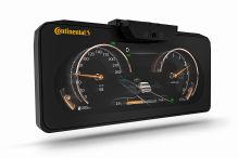 Continental 3D-Cockpit (2020): Technik, Genesis, Kamera, Anzeigen