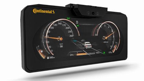 Continental 3D-Cockpit (2020)
