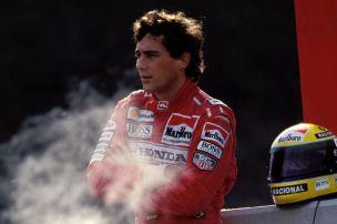 60. Geburtstag von Ayrton Senna