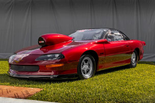 Dieser Camaro ist st�rker als ein Bugatti!