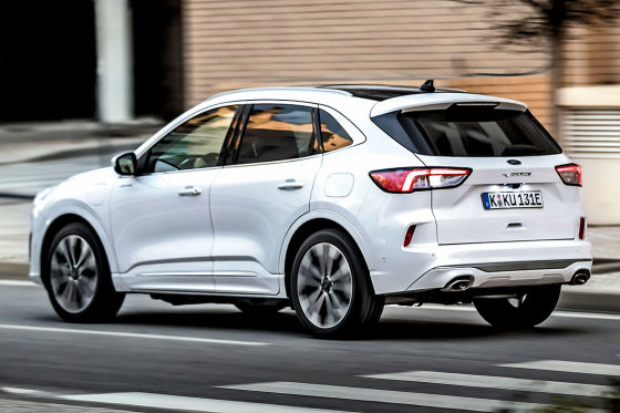Ford Kuga Als Plug In Hybrid Darum Ist Der Neue So Gut Autobild De