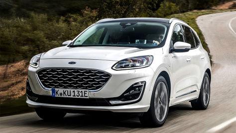 Ford Kuga Plug-in-Hybrid: Test, Motor, Preis