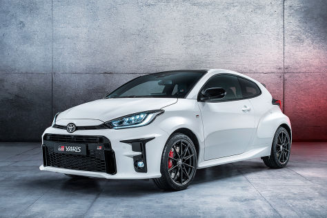 Toyota GR Yaris (2020): Leasing, reservieren