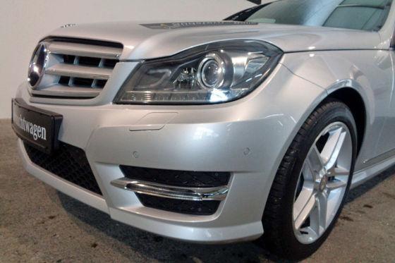Starke Luxus-C Klasse für unter 19.000 Euro
