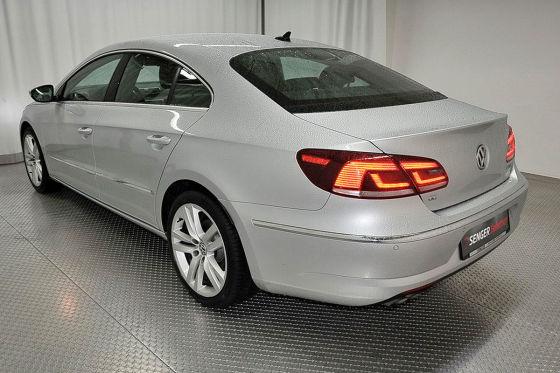 VW CC für unter 13.000 Euro zu verkaufen