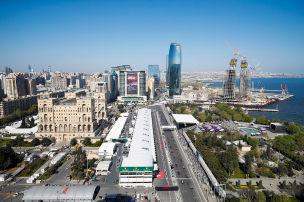 Baku-Rennen auch verschoben!