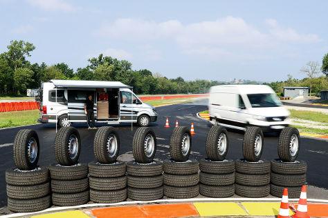 Wohnmobil-Reifen-Test: Ganzjahresreifen im Vergleich - autobild.de