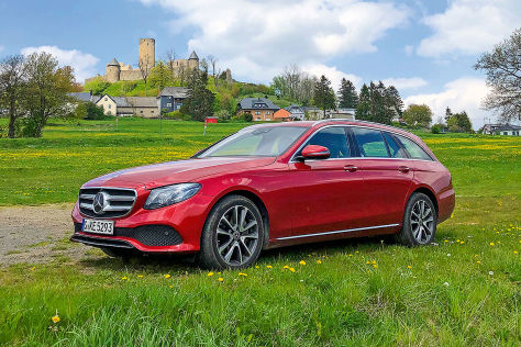 Mercedes E-Klasse Dauertest Kostencheck (BILDplus)