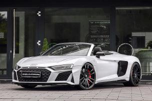 Audi R8 V10-Biturbo mit �ber 1000 PS