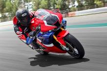 MotoGP-Honda f�r die Stra�e