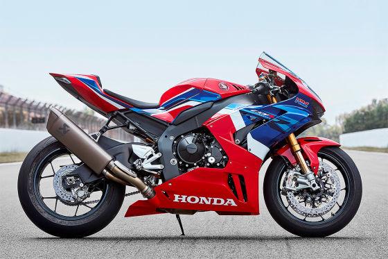Honda CBR 1000 RR-R Fireblade/SP: Kurzvorstellung