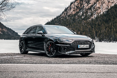 Audi RS4 Tuning: Abt Power S