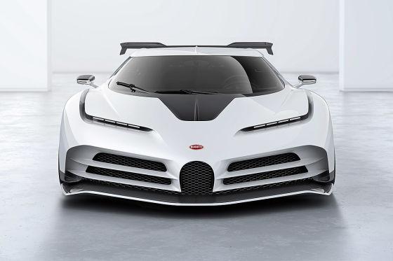 Hat Ronaldo einen Bugatti Centodieci gekauft?